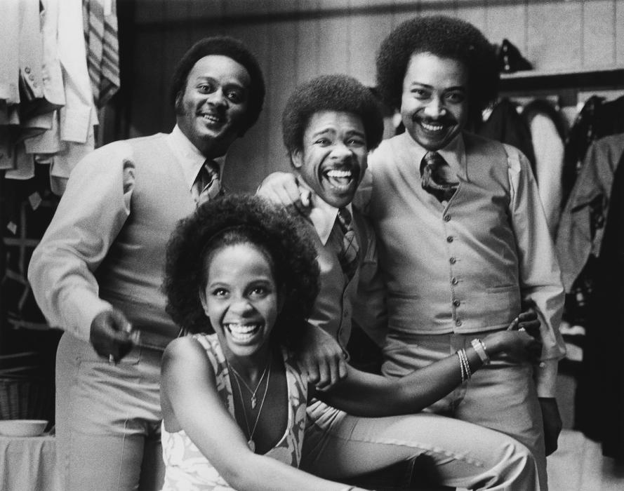 Gladys Knight & the Pips / グラディス・ナイト&ザ・ピップス